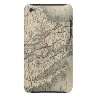 Mexico, California and Texas iPod Touch Case