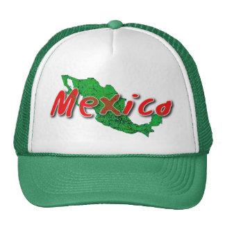 Mexico Mesh Hat
