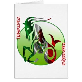 MEXICO CAPRICORN HOROSCOPES PRODUCTS CARD