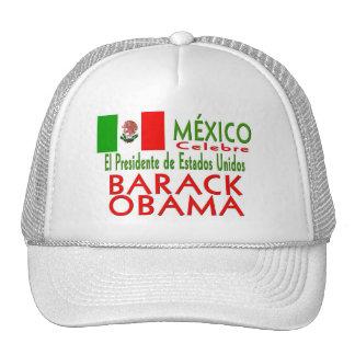 MÉXICO Celebrates US President Obama Victory Cap