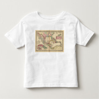 Mexico, Central America, West Indies Toddler T-Shirt