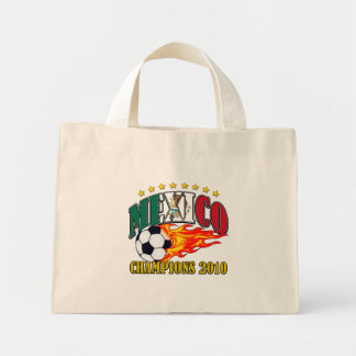 Mexico Champions Canvas Bag