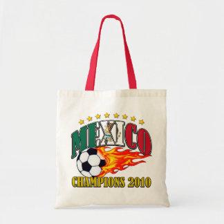 Mexico Champions Budget Tote Bag