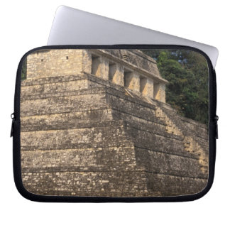 Mexico, Chiapas province, Palenque. Temple of 2 Laptop Sleeve