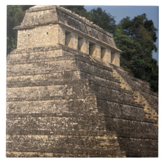 Mexico, Chiapas province, Palenque. Temple of 2 Tile
