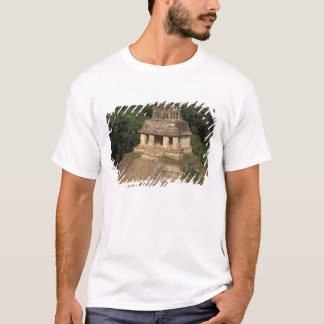 Mexico, Chiapas province,  Palenque, Temple of T-Shirt
