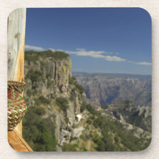 Mexico, Chihuahua, Copper Canyon. View from Coaster