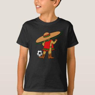 Mexico Childrens futbol soccer shirt