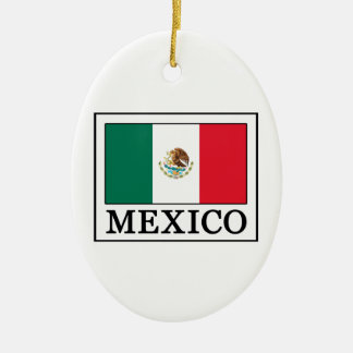 Mexico Christmas Ornament