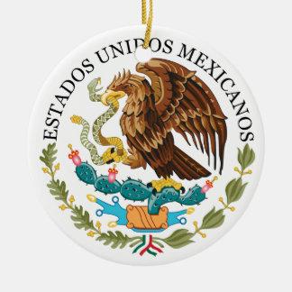 MEXICO Christmas Ornament / rnamento de la Navidad
