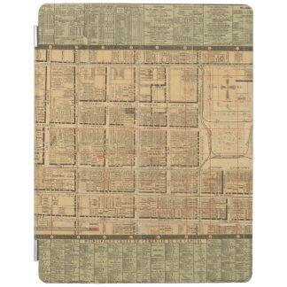 Mexico City 3 iPad Cover