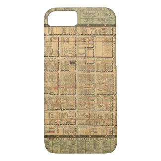 Mexico City 3 iPhone 8/7 Case