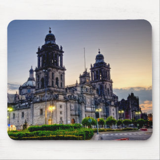 Mexico City Cathedral Mouse Mat