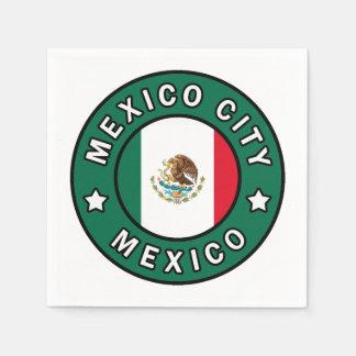 Mexico City Mexico Disposable Serviette