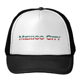 Mexico City National Colors Cap