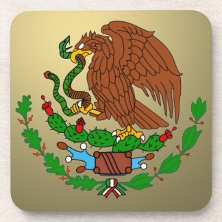 Mexico Coat arms Coaster