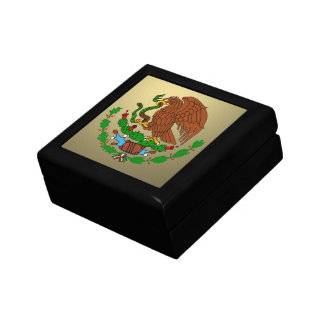 Mexico Coat arms Gift Box
