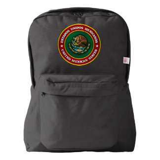 Mexico Coat of Arms Pack Backpack