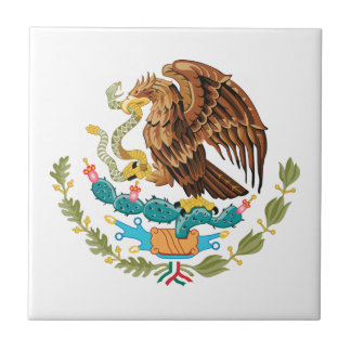 Mexico Coat of Arms Tiles