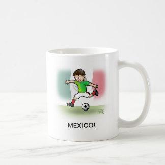 MEXICO! COFFEE MUG