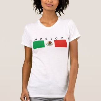 Mexico country flag nation symbol republic T-Shirt