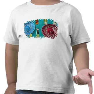 Mexico, Cozumel. Souvenirs in Isla de Cozumel Shirts