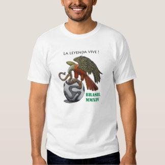 Mexico en la Copa de 2014 T-shirts