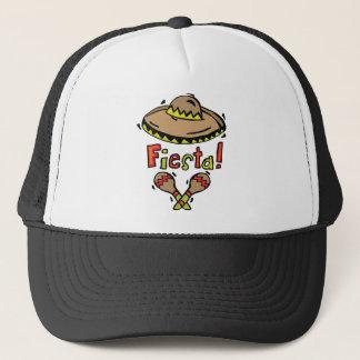 Mexico Fiesta Trucker Hat