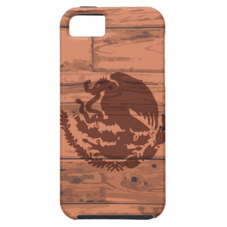 Mexico Flag Brand iPhone 5 Cover