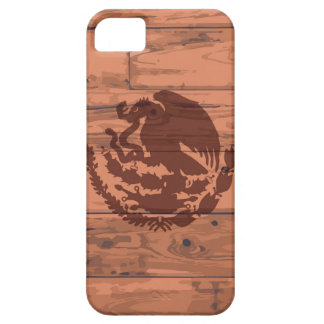 Mexico Flag Brand iPhone 5 Covers