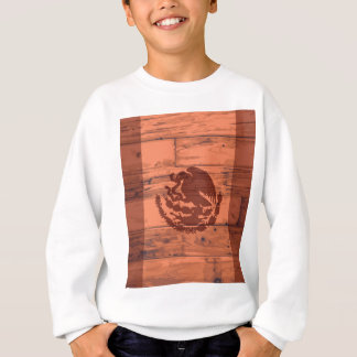 Mexico Flag Brand Sweatshirt