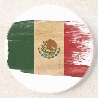 Mexico Flag Coasters