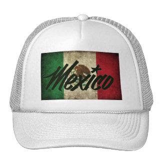 Mexico Flag Hats
