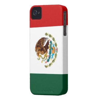 Mexico Flag iPhone 4 Case-Mate Case