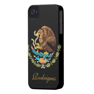 Mexico Flag iPhone 4 Cases