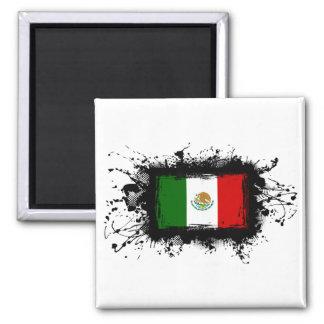 Mexico Flag Fridge Magnet