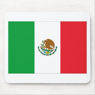 Mexico Flag Mouse Mats