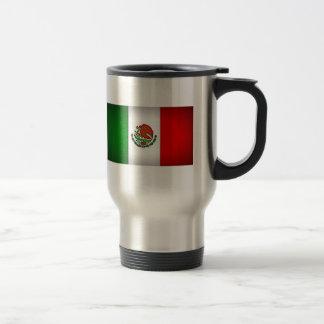 Mexico Flag Stylized Mug