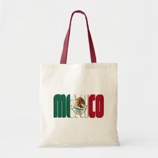Mexico Flag Text Image