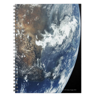 Mexico from Space Notebook