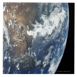 Mexico from Space Tile