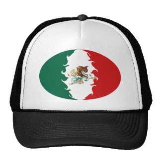Mexico Gnarly Flag Hat