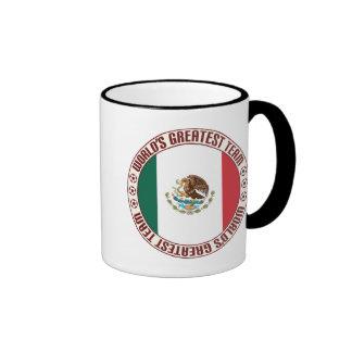 Mexico Greatest Team Ringer Mug