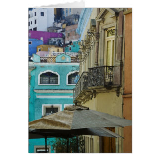 Mexico, Guanajuato. Densely packed assortment of Card