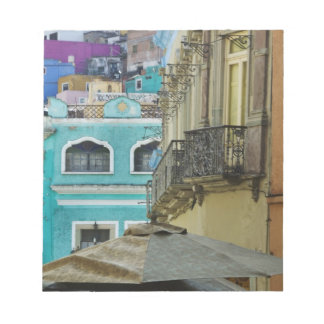 Mexico, Guanajuato. Densely packed assortment of Notepad