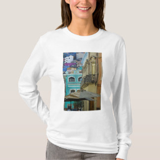 Mexico, Guanajuato. Densely packed assortment of T-Shirt