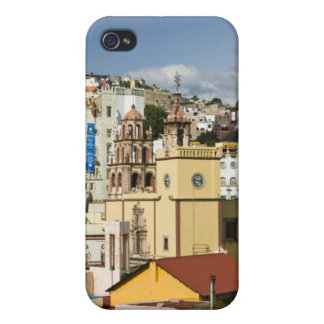 Mexico, Guanajuato State, Guanajuato. Basilica Cover For iPhone 4