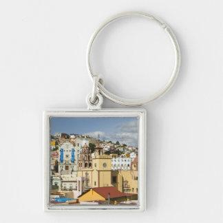 Mexico, Guanajuato State, Guanajuato. Basilica Key Ring