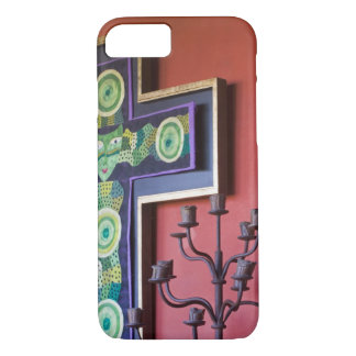 Mexico, Guanajuato state, San Miguel. Casa de la 2 iPhone 8/7 Case