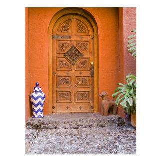 Mexico, Guanajuato state, San Miguel. Casa de la Postcard